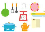 食器・キッチン用品の回収